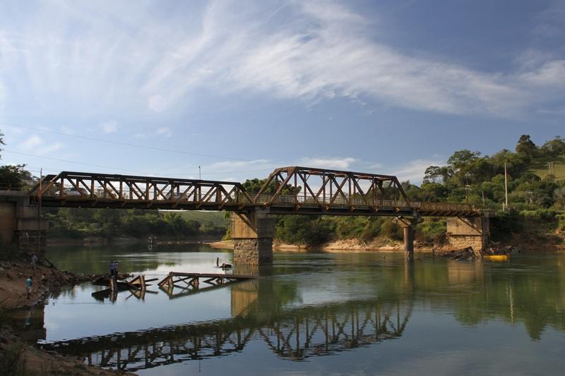 Rio Grande em Ribeirão Vermelho