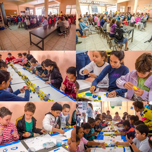 Ijaci - Escola Municipal P. Emilio Luis Lunkes