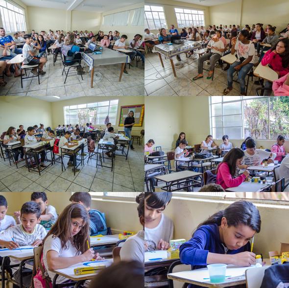 Itutinga - E.E. Jaime Ferreira Leite