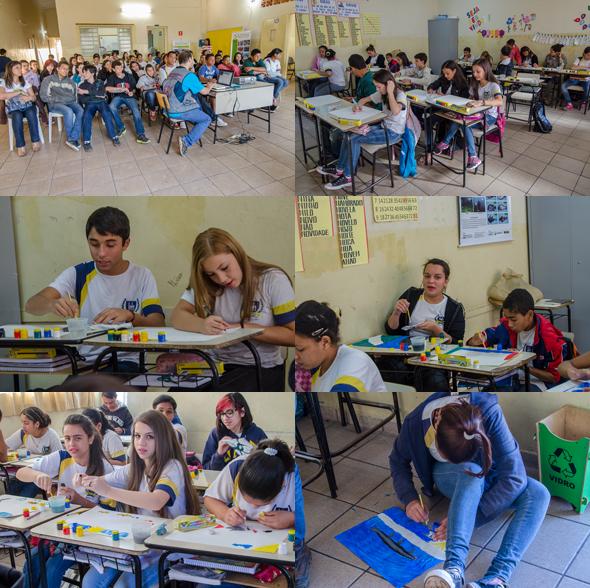 Passos - E.M.Professor Hilarino Moraes