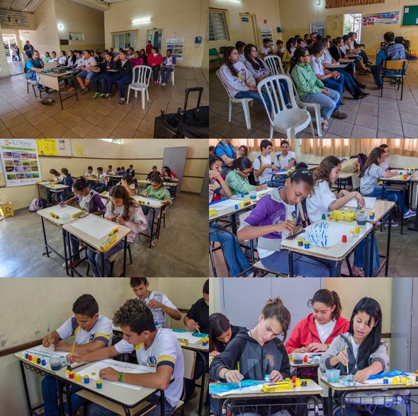 Passos - E.M.Professor Hilarino Moraes 2
