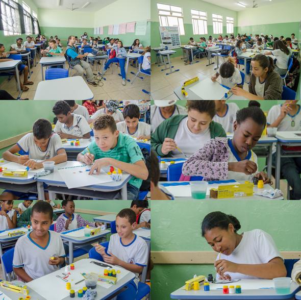 Ribeirão Vermelho - E.E. Antônio Novaes