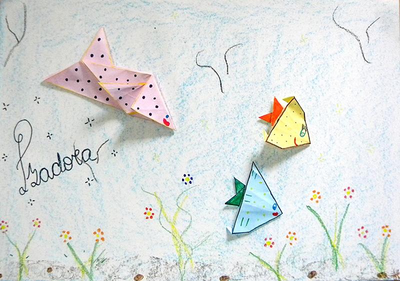 11 - Ijaci - Escola Estadual Mauricio Zakhia (Oficina 2) origami