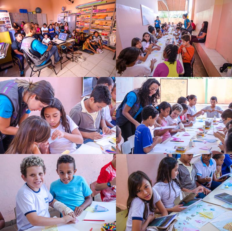 12 - Ijaci - Escola Municipal Maria Luiza da Paixão