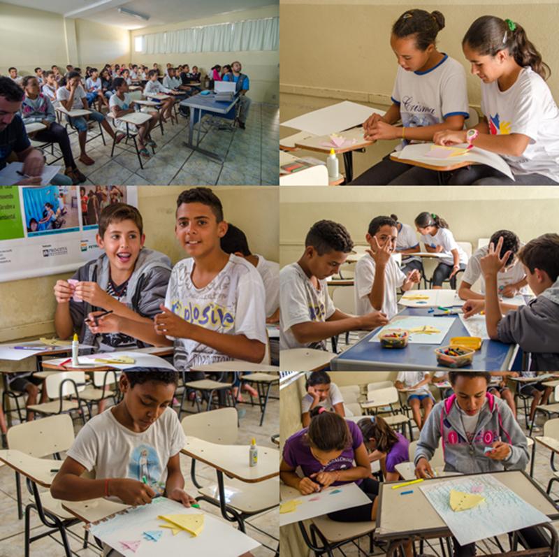 14 Itutinga - Escoal Estadual Jaime Ferreira Leite