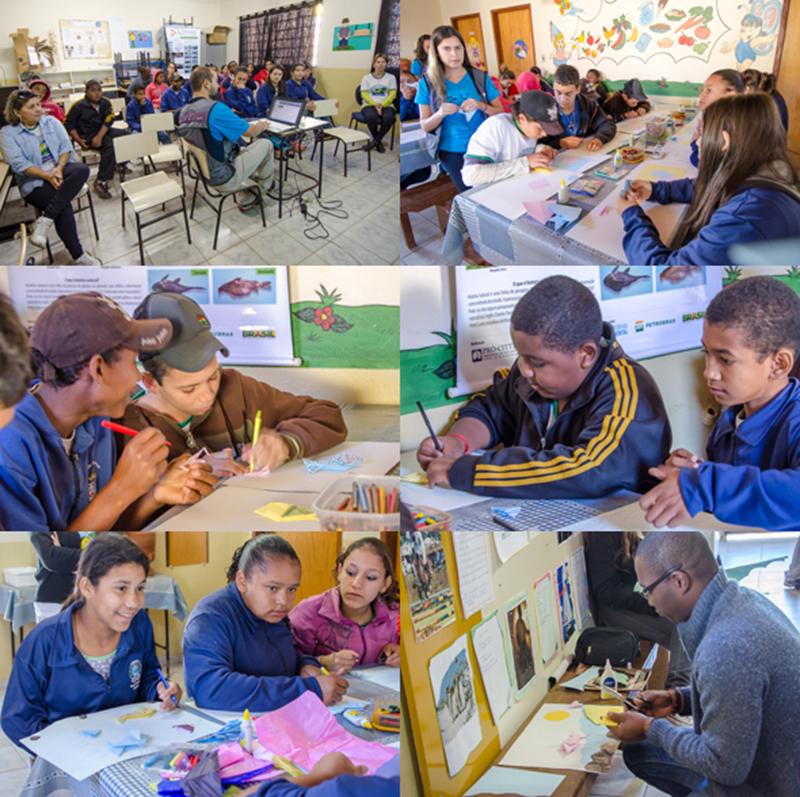 17 - Lavras - Escoal Municipal Sebastião Ferreira (Oficina 1)