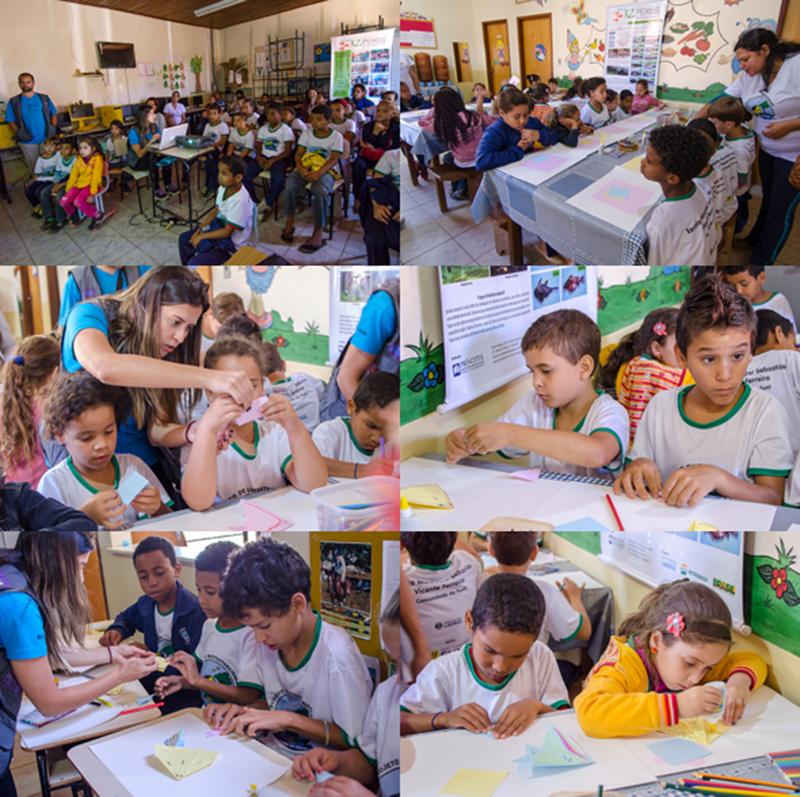 18 - Lavras - Escola Municipal Sebastião Ferreira (Oficina 2)
