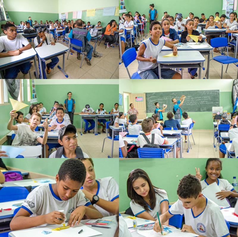 19 - Ribeirão Vermelho - Escoal Estadual Antonio Novais