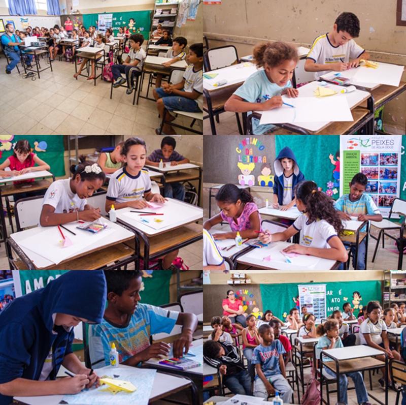 20 - Ribeirao Vermelho - Escola Municipal Manuel Pereira Ramalho (Oficina 1)