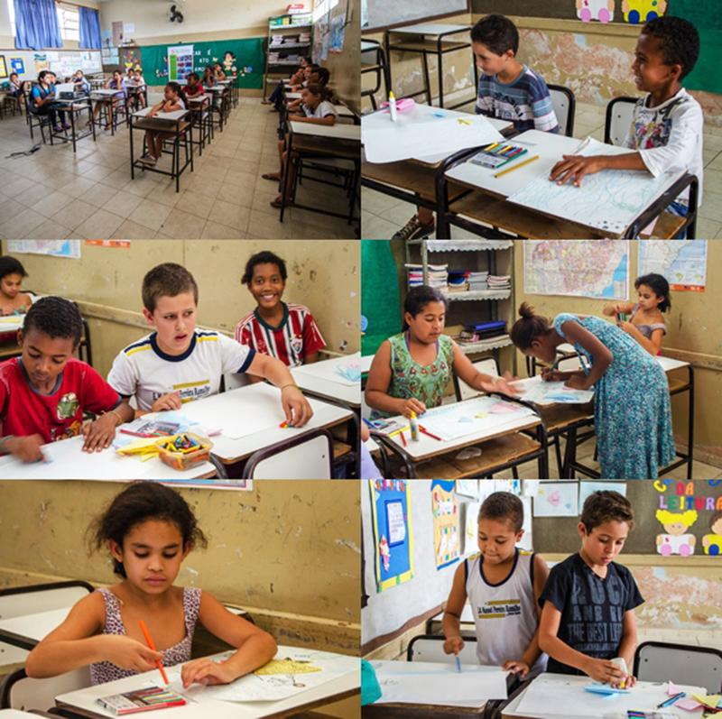 21 - Ribeirão Vermelho - Escola Municipal Manuel Pereira Ramalho (Oficina 2)