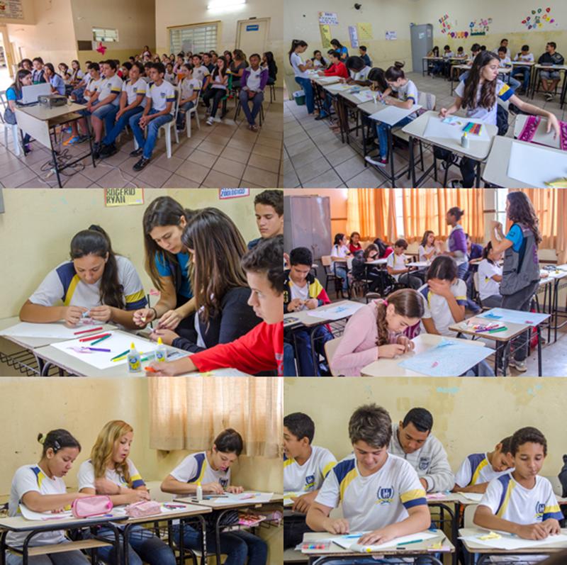 22 - Passos - Escola Municipal Hilarino Moraes (Oficina 1)