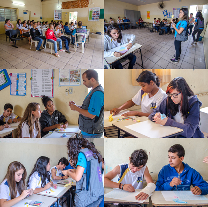 23 - Passos - Escola Municipal Professor Hilarino Moraes (Oficina 2)