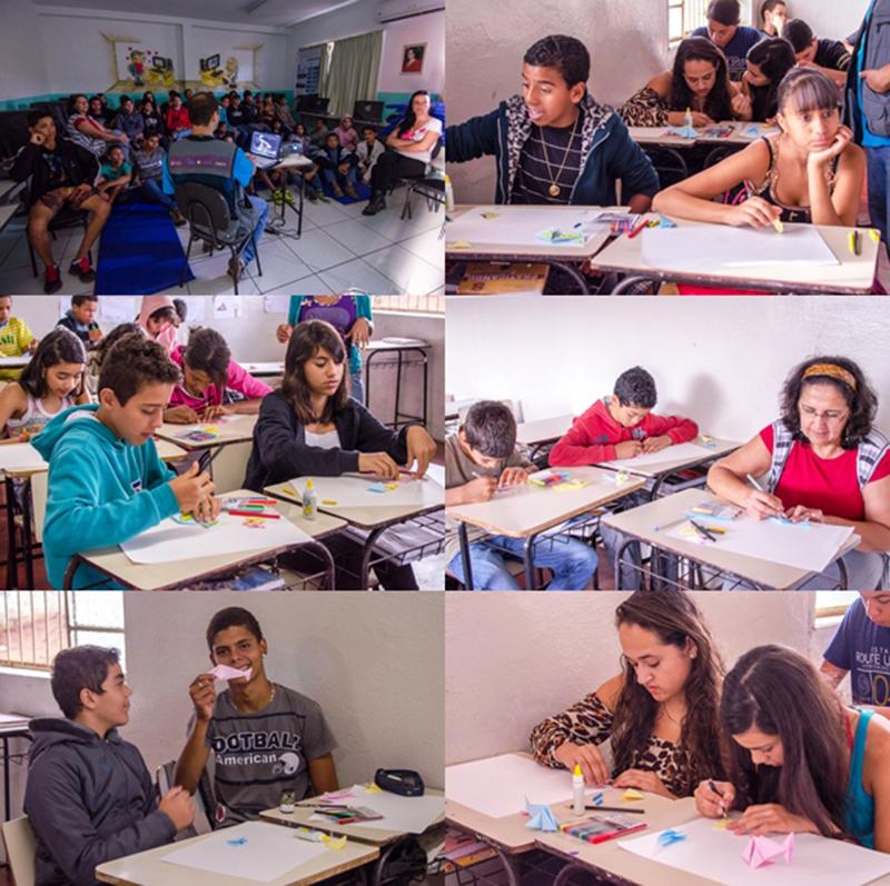 24 - Passos - Escola Municipal Oilda Valéria