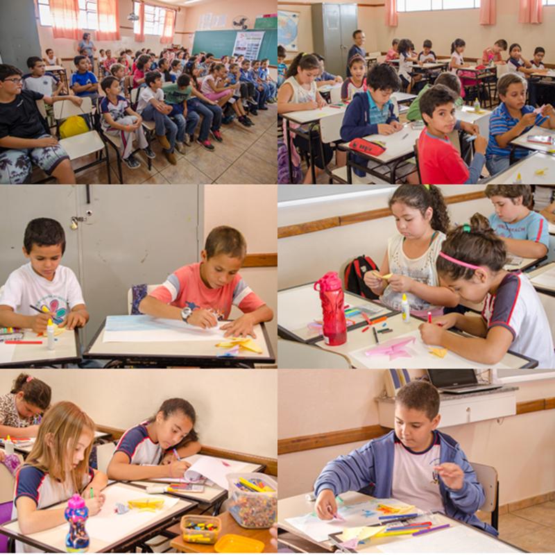 25 - São João Batista do Glória - Escola Municipal Clotilde de Simone (Oficina 1)