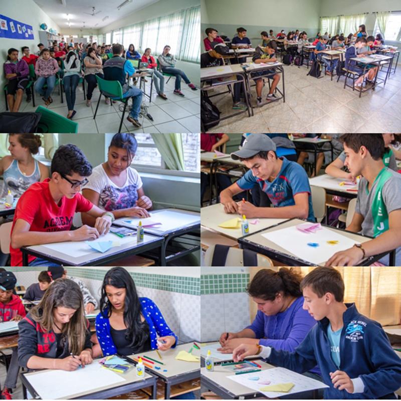 28 - São José da Barra - Escola Estadual Juscelino Kubitschek (Oficina 1)