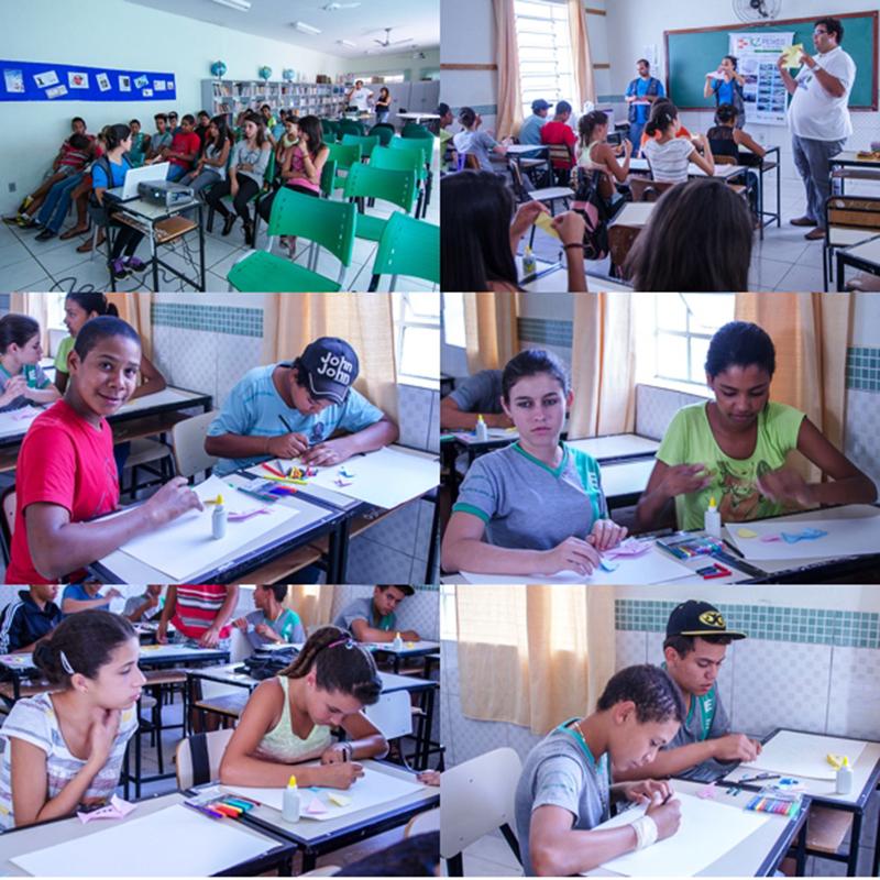29 - São José da Barra - Escola Estadual Juscelino Kubitschek (Oficina 2)