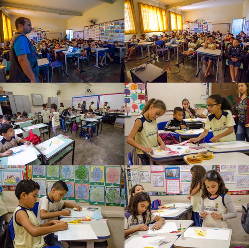 35 Belo Horizonte - Escola Municipal Antonio Aleixo