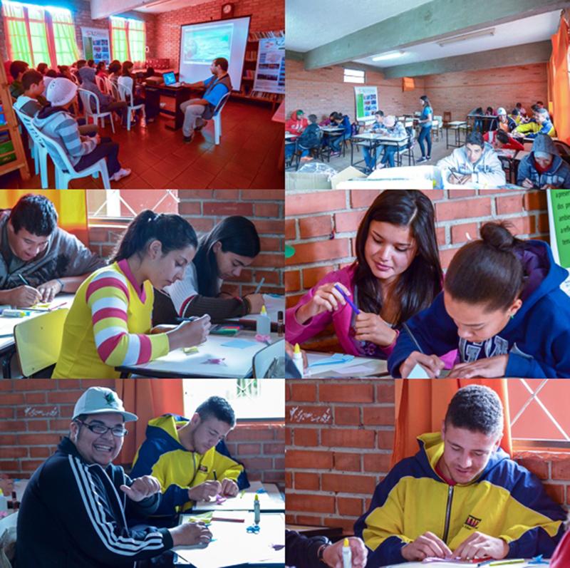 4 - Liberdade - Escola Estadual Frei José Wulff