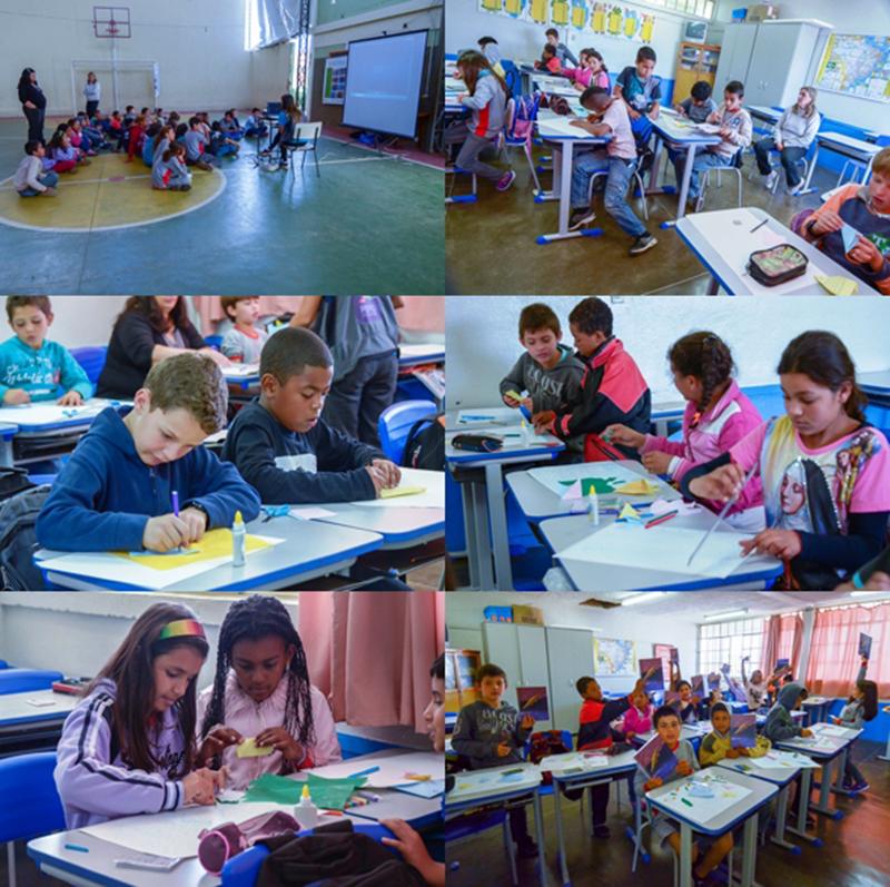 5 - Liberdade - Escola Municipal Professor José Estevão (Oficina 1)