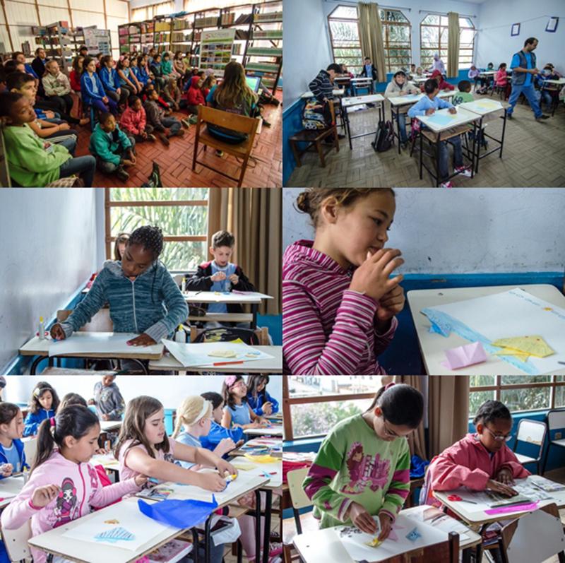 7 - Bom Jardim de Minas - Escola Municipal Monsenhor Nardy (Oficina 1)