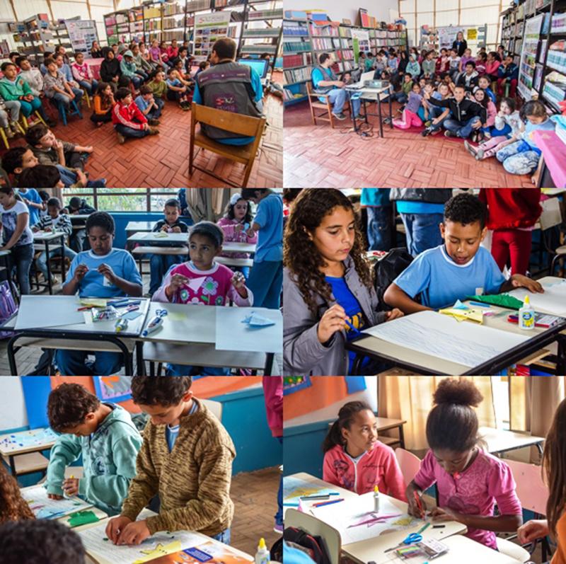 8 - Bom Jardim de Minas - Escola Municipal Monsenhor Nardy (Oficina 2)