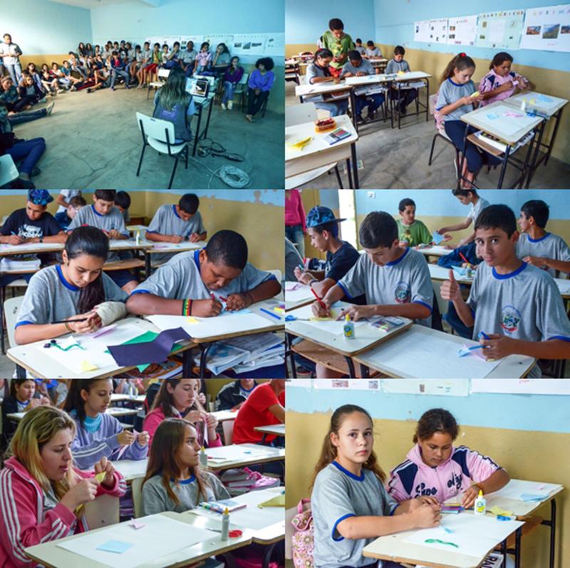 9 Bom Jardim de Minas - Escola Municipal São Sebastião