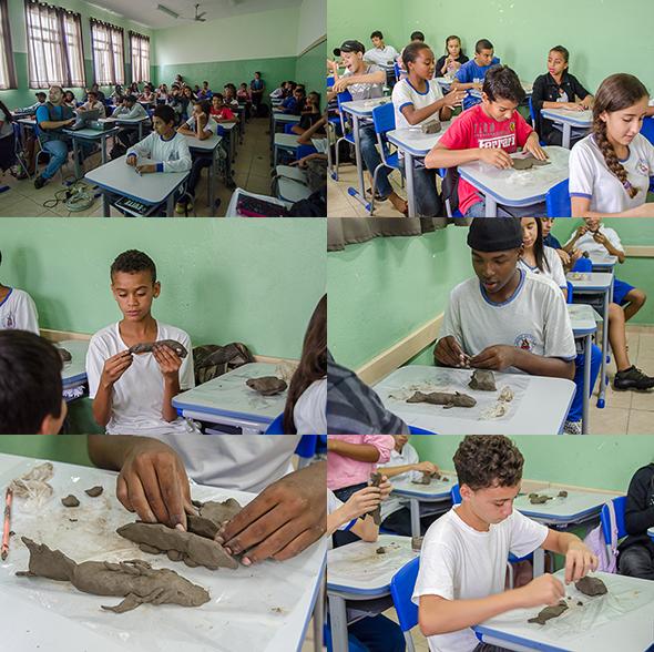 21-Ribeirão Vermelho – Escola Estadual Antonio Novais
