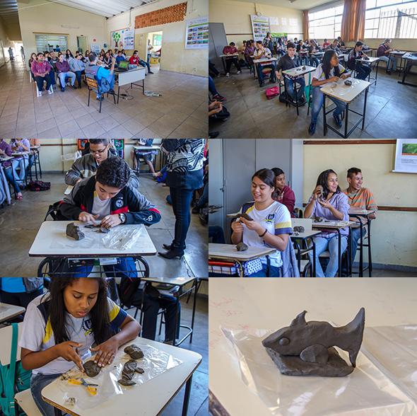 23-Passos – Escola Municipal Hilarino Moraes (Turma 1)
