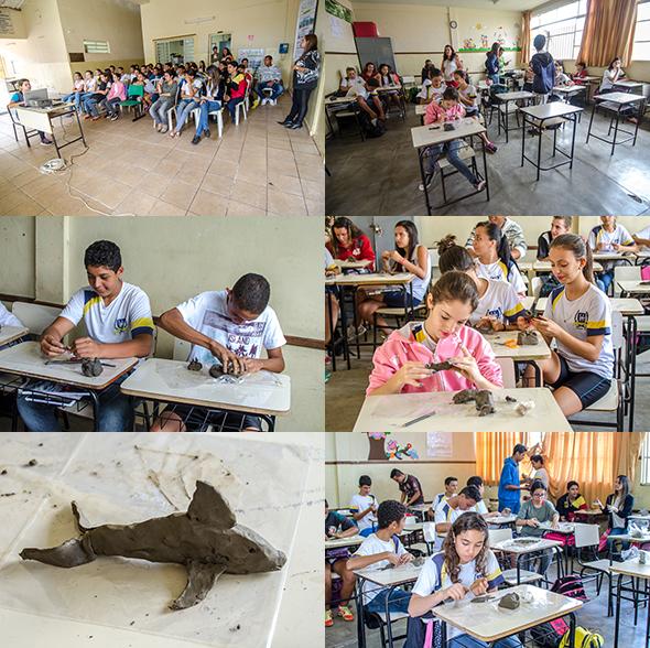 24-Passos – Escola Municipal Hilarino Moraes (Turma 2)