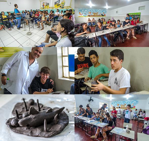 25-Passos – Escola Municipal Oilda Valéria