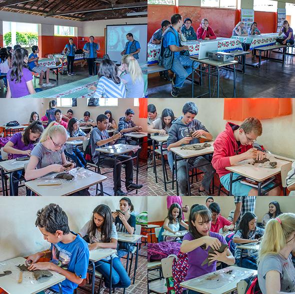 3-Bocaina de Minas – Escola Municipal Álvaro Benfica (Tarde)