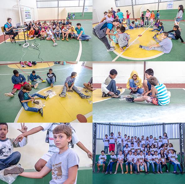 5-Liberdade – Escola Municipal Professor José Estevão (Manhã)