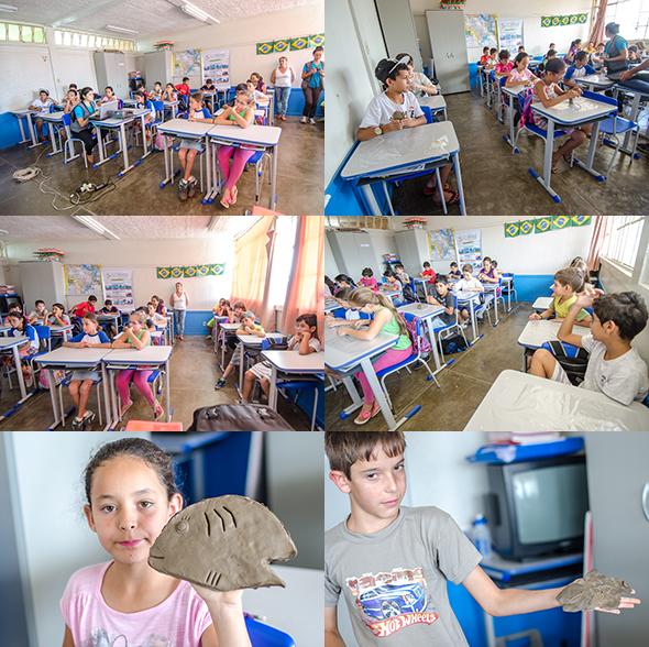 6-Liberdade – Escola Municipal Professor José Estevão (Tarde)