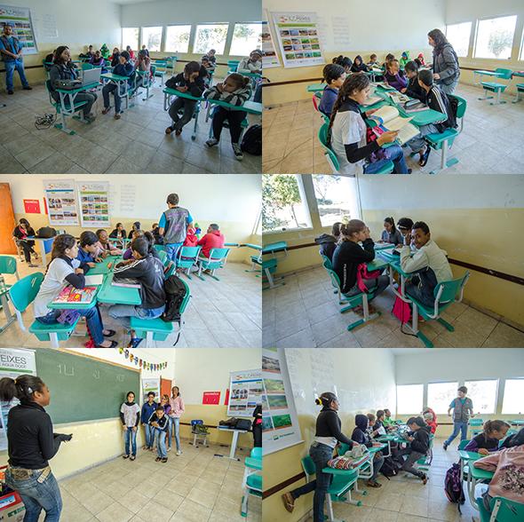 15-Lavras – Escola Municipal José Luís Mesquita