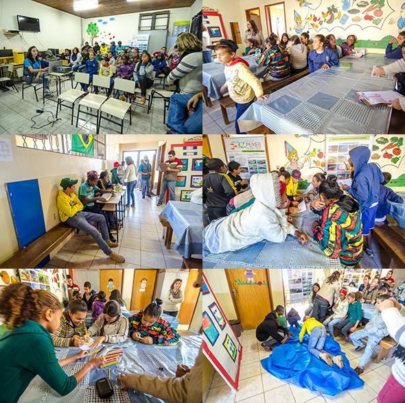 16-Lavras – Escola Municipal Sebastião Vicente Ferreira (Manhã)