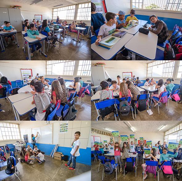 20-Liberdade – Escola Municipal Professor José Estevão (Tarde)