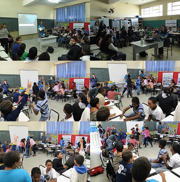 Ribeirão Vermelho – Escola Municipal Manuel Pereira Ramalho