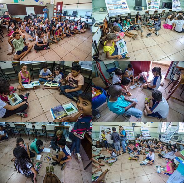 27-São João Batista do Glória – Escola Municipal Clotilde de Simone (Tarde)