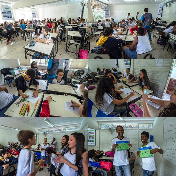 35 - Belo Horizonte – Escola Estadual Leopoldo de Miranda