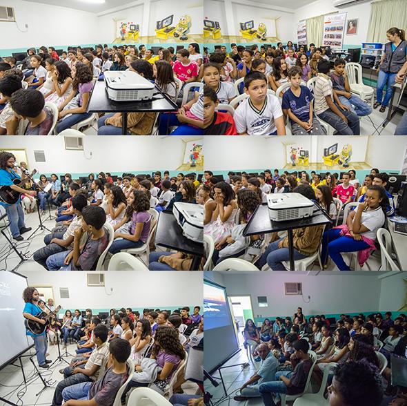 Passos (Escola Municipal Oilda Valéria)